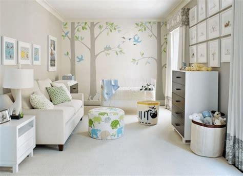 babyzimmer deko ideen fuer ein liebevoll ausgestattetes