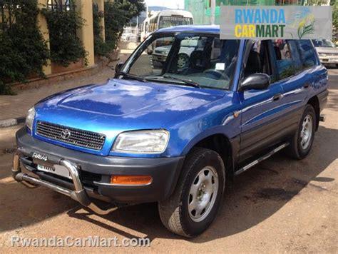 Used Toyota Suv 1997 1997 Toyota Rav4  Rwanda Carmart