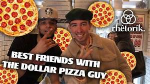 I BECAME BEST FRIENDS WITH MY PIZZA GUY (OFF THE RHEKORD ...