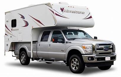 Camper Truck Slide Rv Rental Fraserway Bunk
