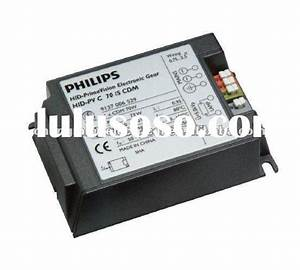 Philips Electronic Ballast Hid-pvc For Cdm    Metal Halide Lamp For Sale