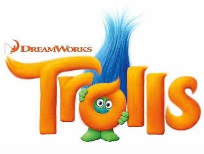 Trolls Dreamworks Film Troll Transparent Animated Animation