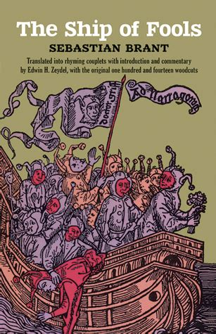Ship Of Fools Book by The Ship Of Fools By Sebastian Brant Reviews Discussion