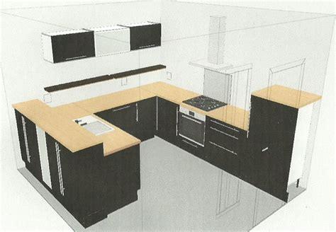 cuisines ikea sur sketchup avec 28 images modele cuisine ikea cuisine bois ouverte sur