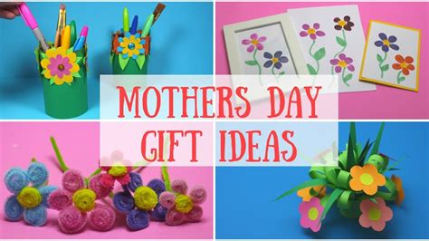 diy mothers day gift ideas mothers day crafts  kids
