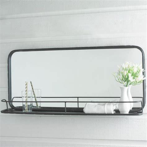 mirror  shelf ideas  pinterest
