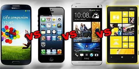 galaxy s4 vs iphone 5s iphone 5s vs galaxy s4 vs nokia lumia 1020 vs htc one
