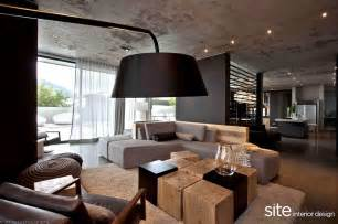 interior home designers dramatic modern house by site interior design decoholic
