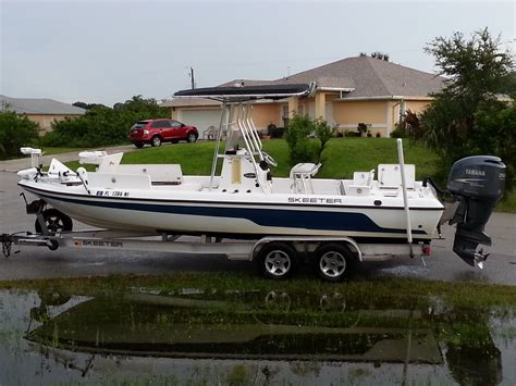 Bay Boats by 24 Skeeter Bay Boat For Sale The Hull Boating
