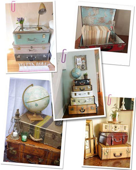 le de bureau vintage inspiration décoration pour voyageurs the daydreameuse