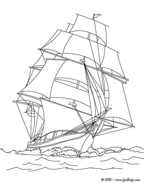 Image result for mindware coloring pages … in 2019 | Sailboat painting, Ship drawing, Boat art