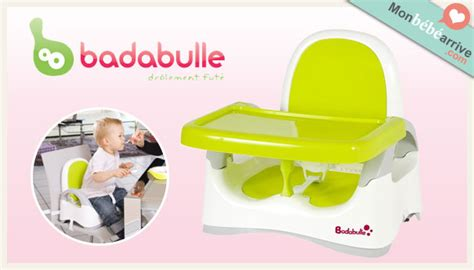 rehausseur de chaise nomade rehausseur badabulle trendyyy com