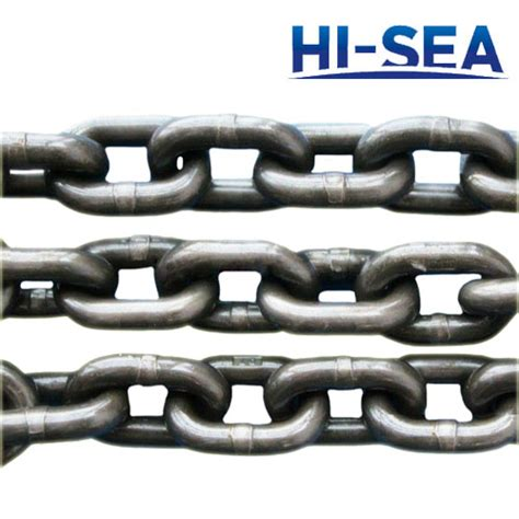 grade 50 stainless steel chain grade 80 mid link fishing chain supplier china fishing