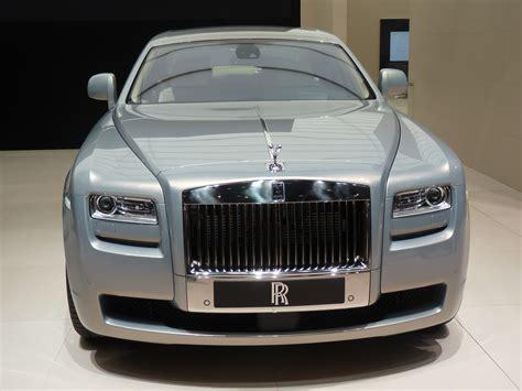 Rolls Royce Ghost 8 Free Car Wallpaper