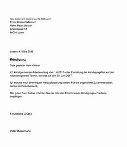Neuer Mietvertrag Bei Bestehendem Mietvertrag : k ndigungsschreiben muster muster und vorlagen kostenlos ~ Lizthompson.info Haus und Dekorationen