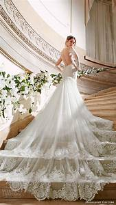 moonlight couture spring 2016 wedding dresses wedding With moonlight wedding dress