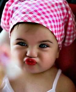 cute little baby girl pouting | #Cute #Babies | Pinterest ...