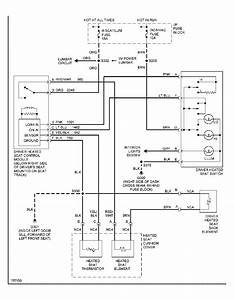 Need Diagram For Power Seat On 2002 Grand Am