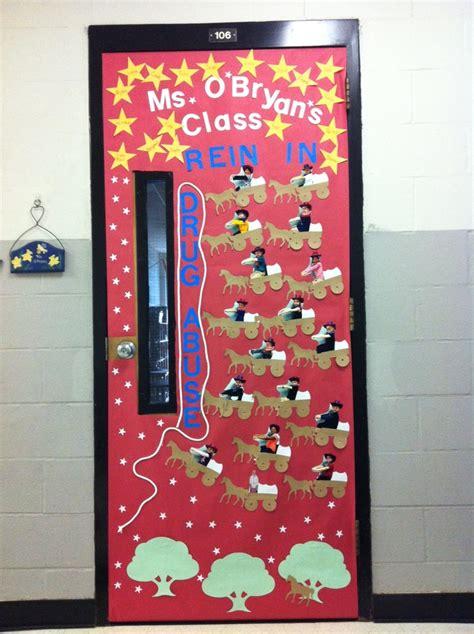 kindergarten door decorating contest ribbon week door decorating inspiration ribbon