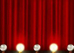 Curtains gifs search find make share gfycat gifs for Theatre curtains gif