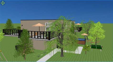 plan maison 3 chambres technologie ville durable maison home 3d séance 14