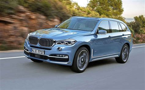 2018 Bmw X7 Suv Release Date And Price