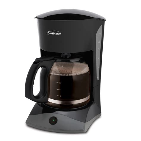 Best prices on white sunbeam in coffee makers. Sunbeam® 12-Cup Switch Coffeemaker, Black 6972-033 ...