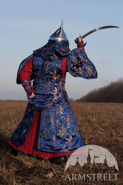 deluxe armor korea mongol suit armour sca  sale