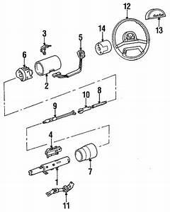 Cadillac Allante Ignition Lock Assembly  1986
