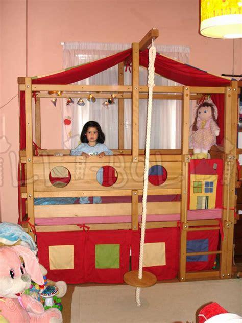 mitwachsendes hochbett von billi bolli kinderbett