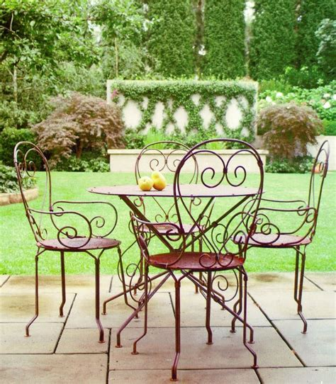 1000 ideas about iron patio furniture on