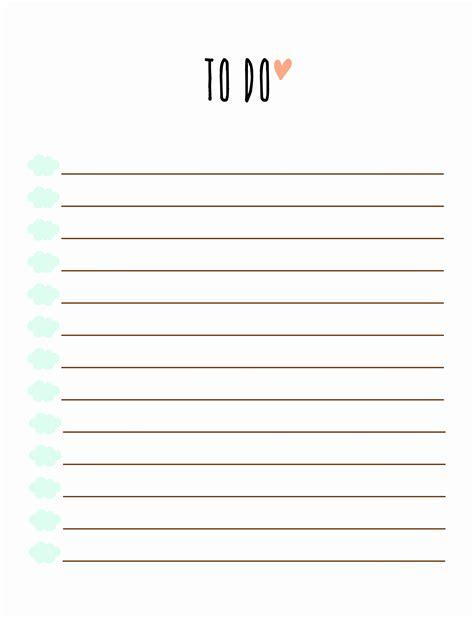 daily   list template  word tioru templatesz