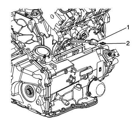 repair crankshaft position sensor replacement 2007 chevrolet uplander ext