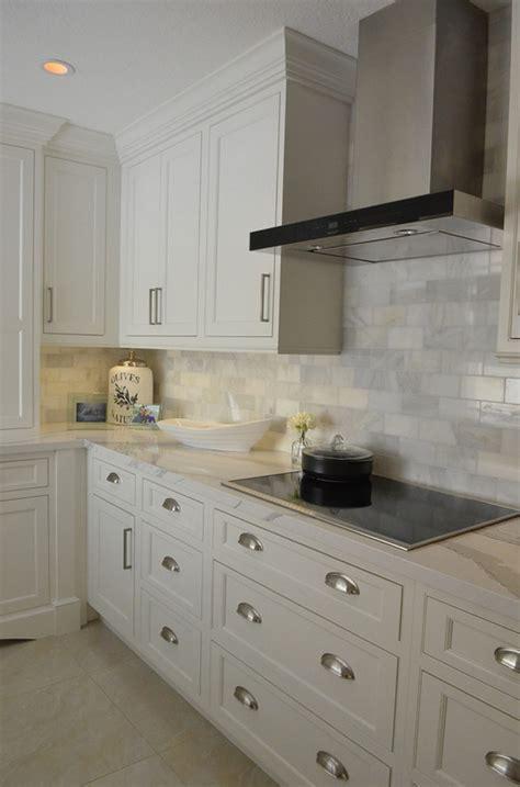 white kitchen  driftwood peninsula koby kepert