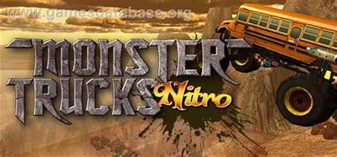 monster trucks nitro blog archives centersbackuper