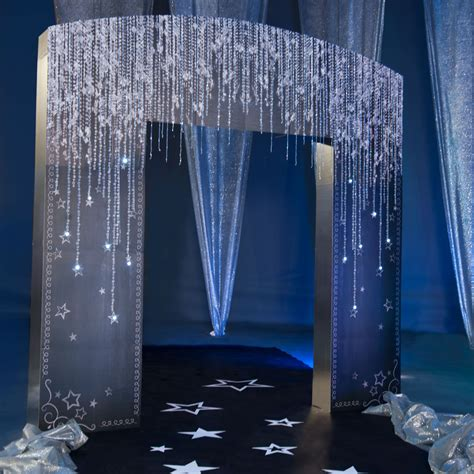 Backdrop Denim Themed by Written In The Complete Prom Theme Prom Nite