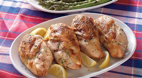 lemon butter chicken breast grilled chicken recipes weber com
