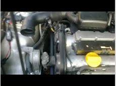 Opel astra x16xel engine 16 16v YouTube