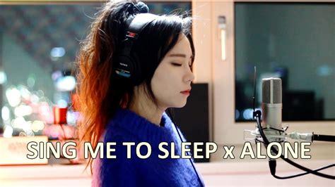 sing walker alan sleep alone fla mashup music chords singing jfla song