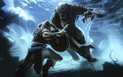 werewolf wallpaper   hd backgrounds