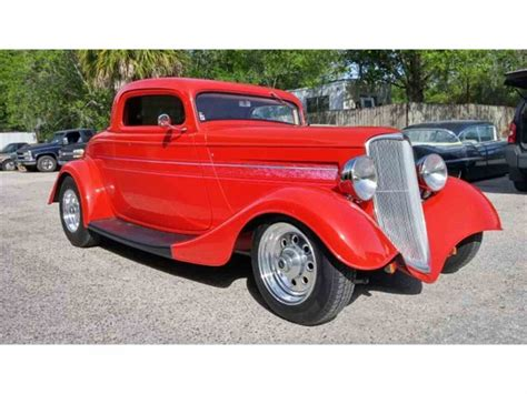 1933 Ford 3-window Coupe For Sale
