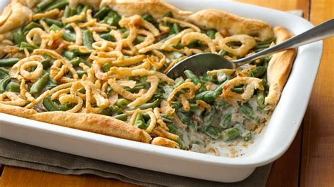 grands green bean casserole recipe bettycrockercom