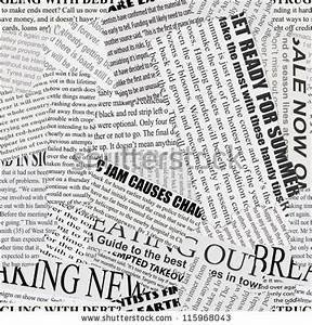 Newspaper Background Stock Photos, Images, & Pictures ...