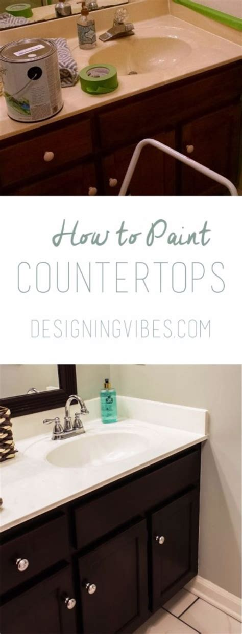 budget kitchen makeover diy faux marble countertops 35 cheap home improvement projects that are sure to fit