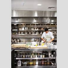 All Cooks' Dream Realized In The New Kitchen At Meadowood