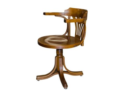 Office Chairs Local by Antique Bentwood Swivel Office Chair The Local Vault