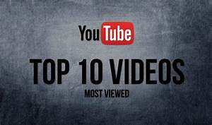 Top 10 Most Viewed Videos on Youtube 2017 – Ultimate ...