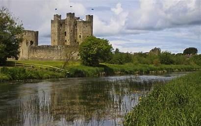 Irish Castle Desktop Wallpapers Ireland Castles Trim