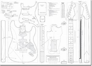 Plan Of The Word U0026 39 S Most Successful Electric Guitar