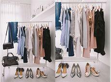 How To Build A Capsule Wardrobe – scenesg